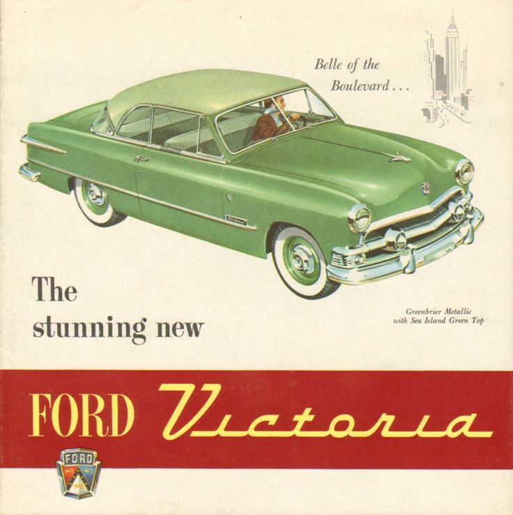 1000 Images About 1951 To 1959 Carz On Pinterest: 1000+ Images About The 'Big Three' American Automobiles