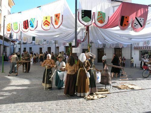 El Alcalde de Zalamea. Mercado medieval. Viajar por Extremadura