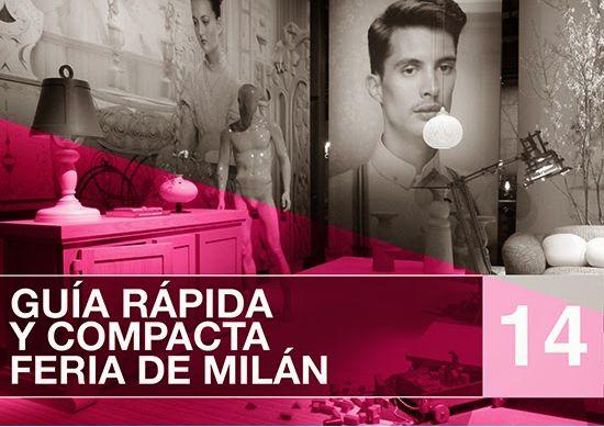 """TODO LISTO PARA LA SEMANA DEL DIEÑO EN MILÁN. Estamos a 10 días de que comience el encuentro más importante del año a nivel mundial en el ámbito del diseño y el interiorismo: La semana de diseño de Milán. Como desde hace ya cuatro, este año en podio publicamos la """"guía rápida y compacta"""" para visitar Milán durante estos importantes días y no fallecer en el intento. http://www.podiomx.com/2014/03/todo-listo-para-la-semana-del-diseno-en.html"""
