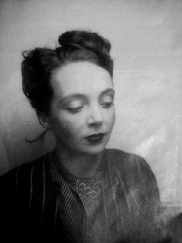 Marguerite Duras et son front asiatique
