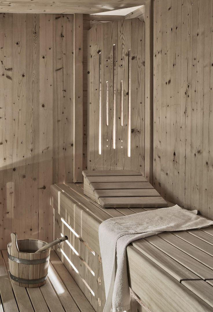 Aufatmen, abschalten und zu sich kommen in der finnischen Sauna // Breathe out, switch off and just be yourself in the Finnish sauna