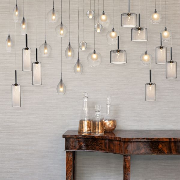 Come into #micalighting today and talk to us about our beautiful 3 light drop pendants.   #replicalighting