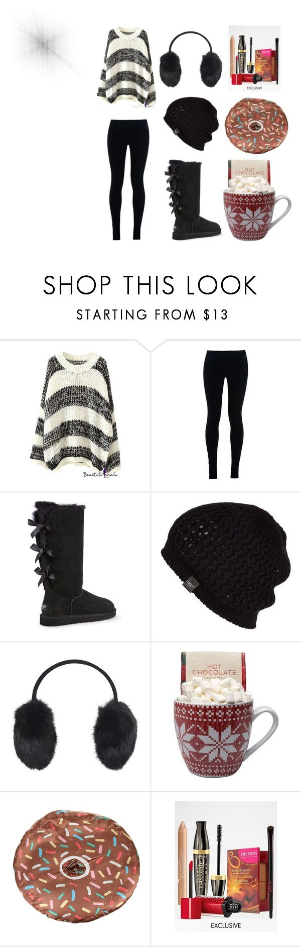 """""""Untitled #158"""" by fashiongirl2803 on Polyvore featuring NIKE, UGG Australia and Bourjois"""