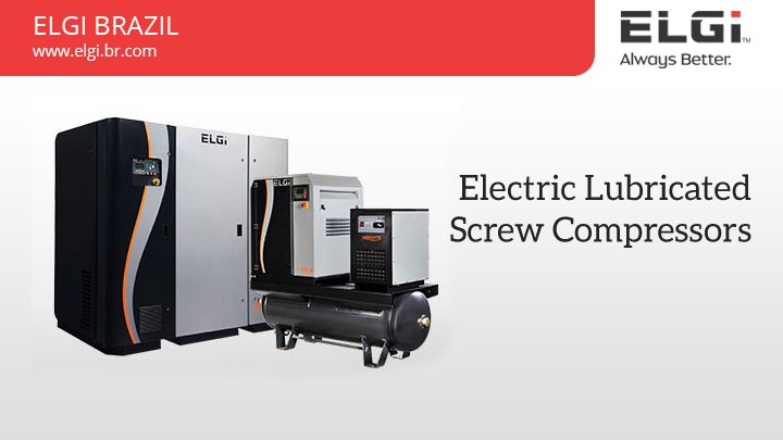 Electric Lubricated Screw Compressors Brazil http://www.elgi.br.com/electric-lubricated-screw-compressors/ ELGi Equipments, manufactures various EN series screw compressors.  #ElectricScrewCompressors #ScrewCompressors #LubricatedScrewCompressors