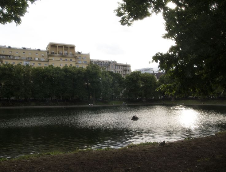 Патриаршие пруды / Patriarshiye Ponds , город Москва