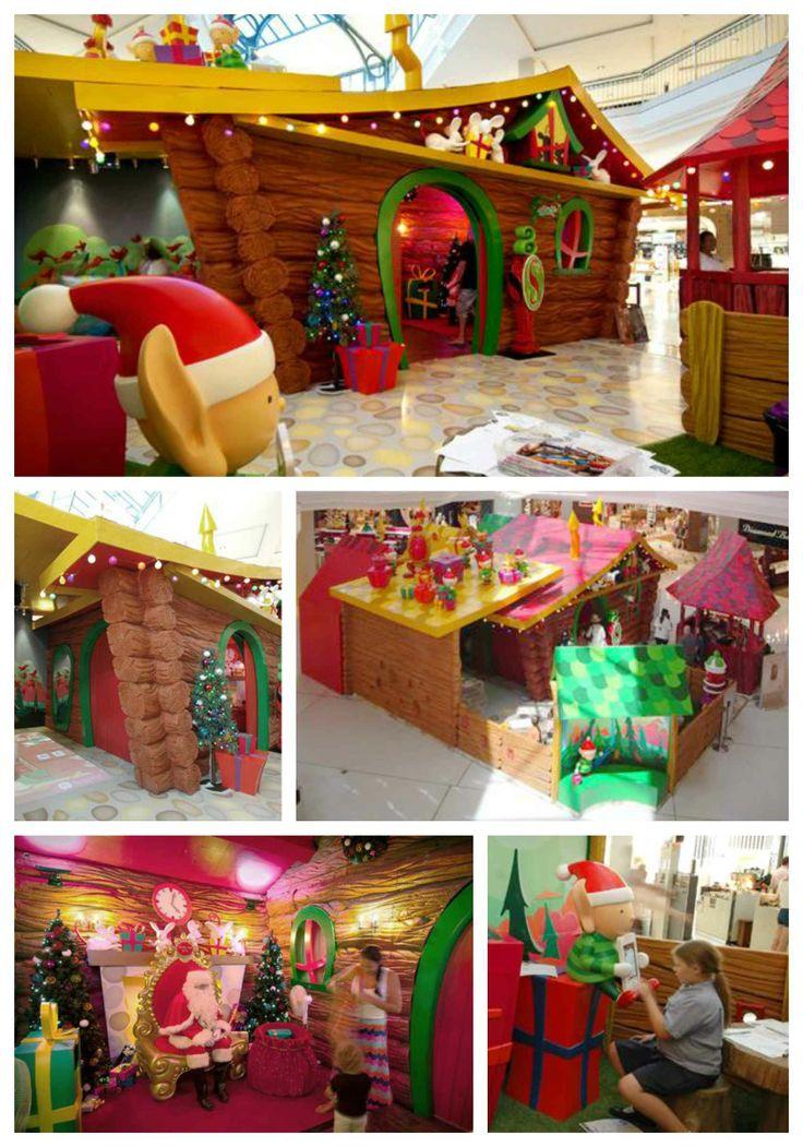 Pacific Fair Shopping Centre Christmas Decoration 2012