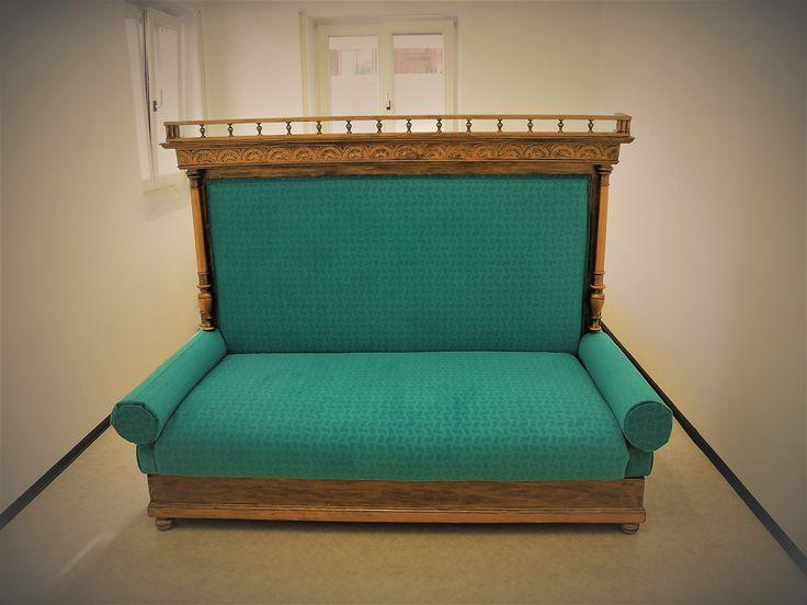 Restaurierung Antik Sofa Great handmade project