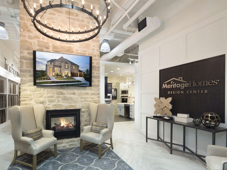 Meritage Homes Has Design Centers Across 9 U.S. States. Is Yours On The  List?