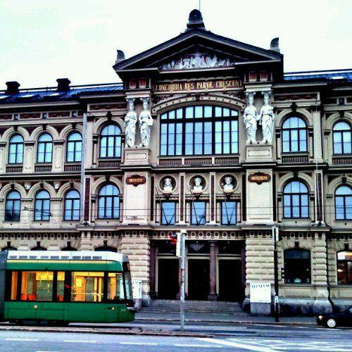 Atheneum museum, Helsinki, Finland