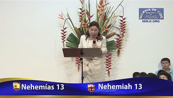 Nehemías 13