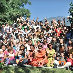 Himalayan Workshop - Eternal Creation