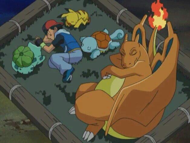 17 Best images about P... Original Pokemon Ash