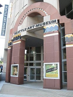 seattle+Art+museum | Seattle Art Museum - Wikipedia, the free encyclopedia