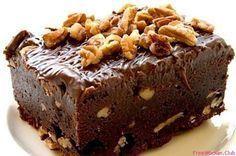 брауни рецепт, брауни шоколадный, шоколадный брауни рецепт, торт брауни