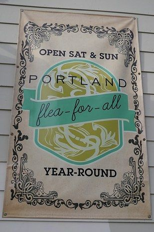 Portland Flea-for-All (Portland, ME)   35 Indie Craft Fairs Every Creative Person Needs To Visit