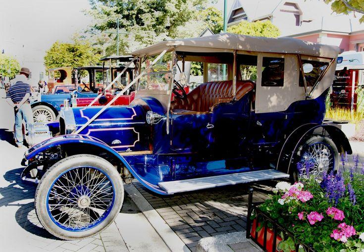 coche, vehículo, auto antiguo, vado, autos viejos, carro