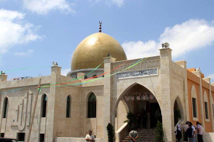 A mesquita da Virgem Maria: um chamado à fraternidade naSíria