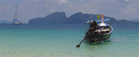 Backpacker's secret guide: Islands of Trang, Thailand