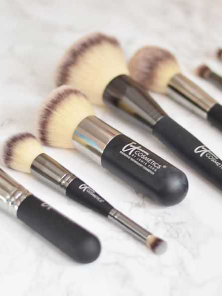"""@chelseaoliviaxo says our Heavenly Luxe brushes feel like they're made from """"unicornangelcloudfluff""""... We're not quite sure what that is, but if it's as soft as our #brushes, we want some! ☁️"""