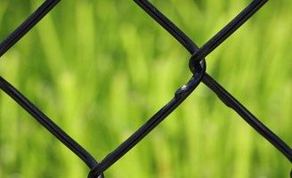 2017 Vinyl Chain Link Fence Costs | Black Vinyl Chain Link Fence Prices