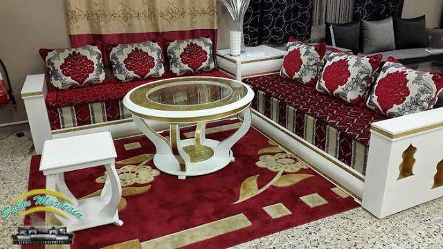 Salon marocain majestral      Salon marocain moderne partage l'idée de la qualité et de l'originalité avec les conceptions de nos a...