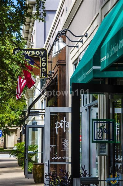 Fun, endless shops here. West Village Dallas in Uptown Dallas #WestVillageDallas