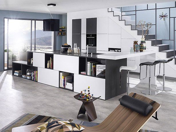17 meilleures id es propos de cuisine mobalpa sur. Black Bedroom Furniture Sets. Home Design Ideas