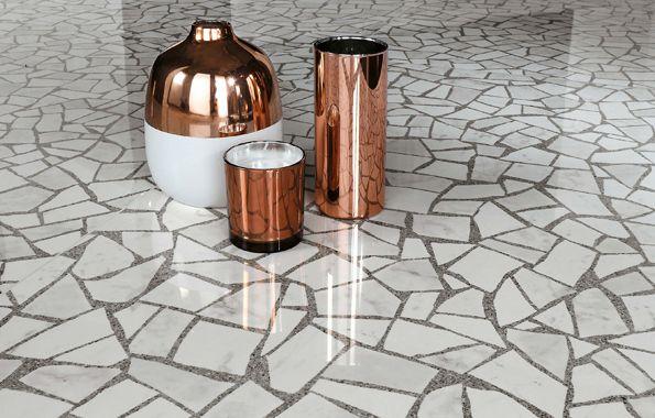 Terrazzo porcelain tiles   polished terrazzo tiles