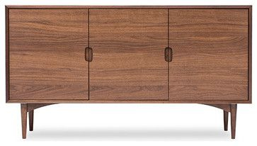 Juneau Dining Collection, Scandinavian Designs midcentury-buffets-and-sideboards