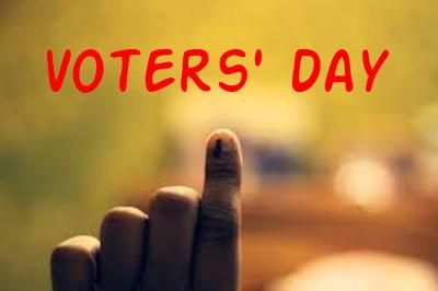 Celebrated each year on 25th of January, National Voters day marks the foundation of Election commission of India which was laid