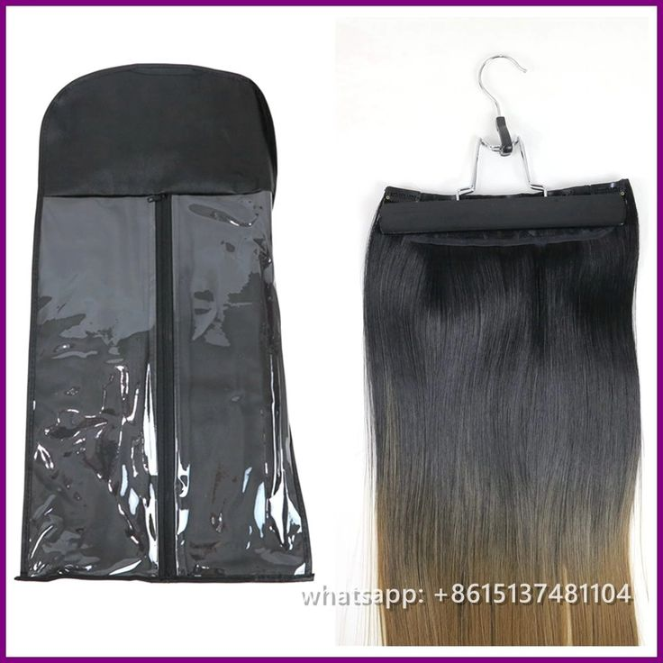 Look what I found on AliExpress 60x30cm hair extension storage bag with hanger professional for virgin hair and clip in hair extensions carrier suit case bag