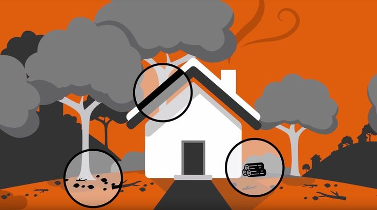 THE IMPACT OF BUSHFIRES ON HOMES AND INFRASTRUCTURE. A video about how bushfires can spread, including tips you can use to stop the spread of fire. (MW)