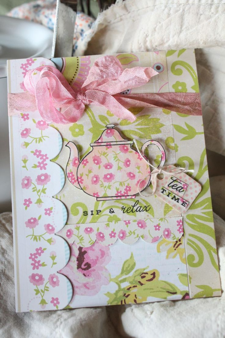 best images about teacup cocoa or teapot card ideas on edit i got my patterned paper at my local scrapbook store i believe two peas sells it online hi friends it s a new week and i m the gu