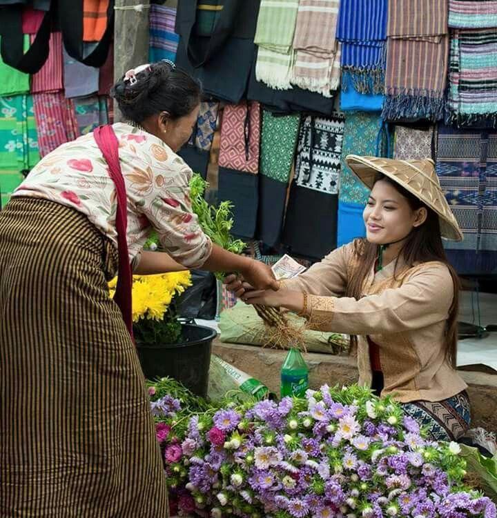 Shan state,Myanmar.