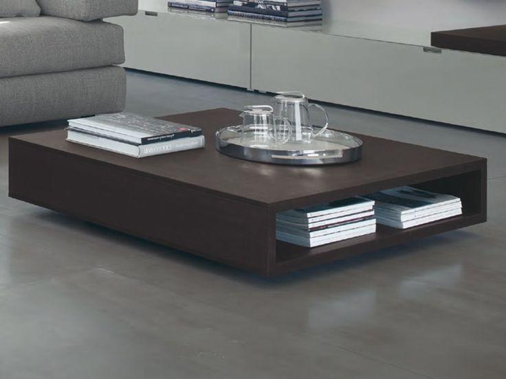 Niedriger Couchtisch Holz Design U2013 Topby, Möbel