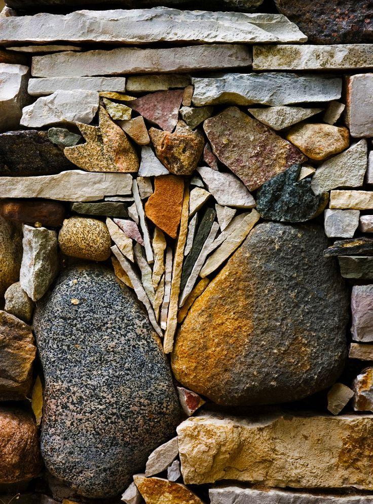 Best Stone For Steps: Best 25+ Interior Stone Walls Ideas On Pinterest