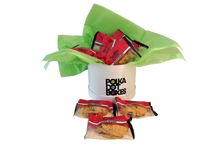 Date & Walnut Cookie Box