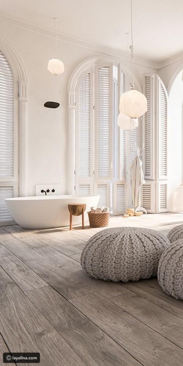 Badezimmer Mit Welless Faktor Ein Zen Badezimmer Mit Spa Charakter