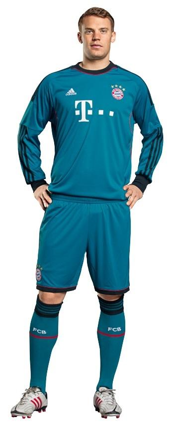 FC Bayern Munchen Goalkeeper - Manuel Neuer