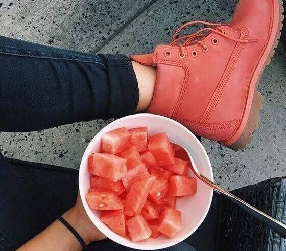 New Watermelon Red Timberlands Mens 6 Inch Boots ,New Timberland Boots 2017,timberland boots style,timberland Boots classics,timberland waterproof field boots