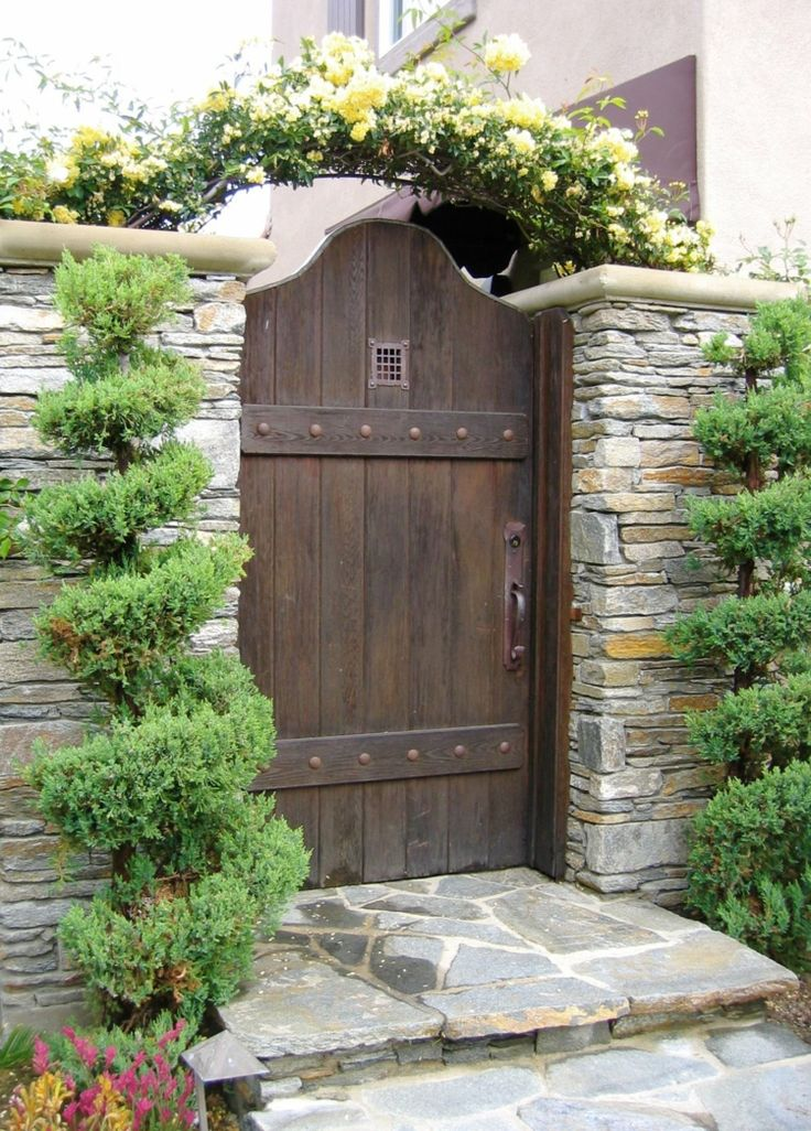 ides de portillon de jardin et portail u les premiers qui nous accueillent