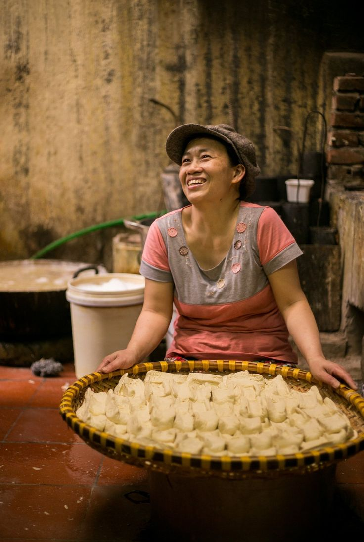 The Ingenious Way That Tofu Is Made in Vietnam Part 1