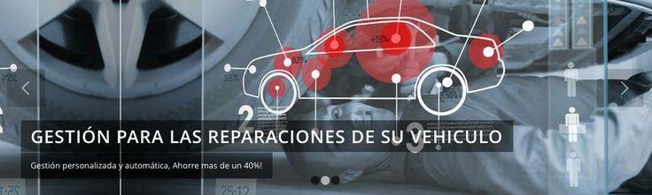 Gestión para la reparación de Vehículos. Ahorre más de un 40%. http://tallercar.es