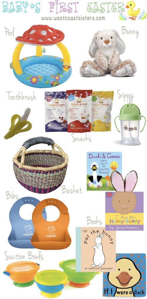 20 best images about easter on pinterest diy christmas gifts i am so excited to celebrate our babys first easter this year he will be 7 months old so i picked some fun age appropriate things for his easter basket negle Images