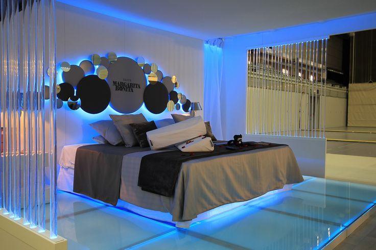 Estand de Suite Margarita Bonita en InteriHOTEL 2013, Barcelona.