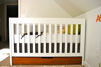 Gender Neutral Baby Nursery - Design Dazzle