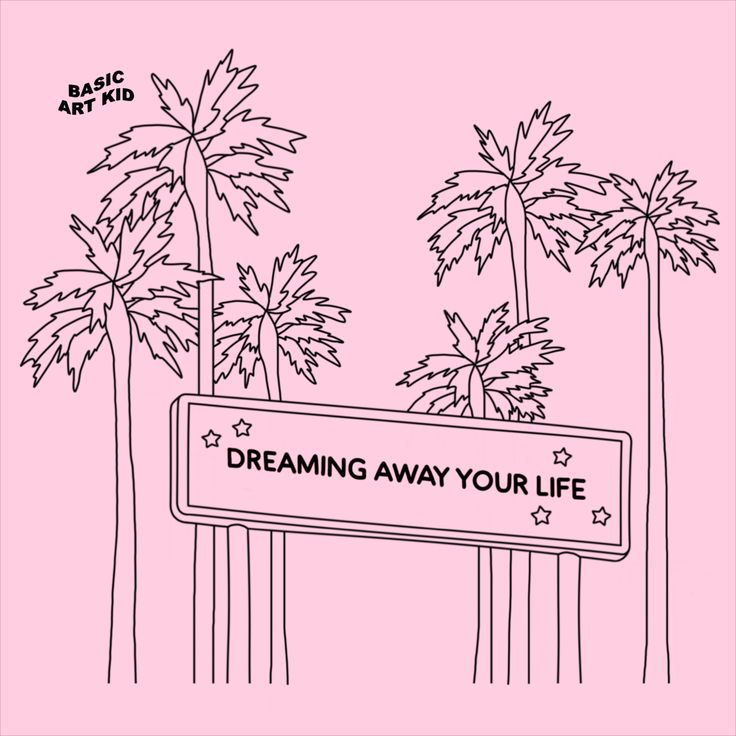 aesthetic away dreaming drawing simple line prints canvas drawings minimal rey lana purple painting quote colour options lines
