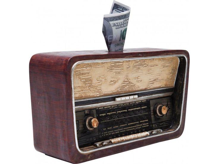 Skarbonka Radio — Skarbonki Kare Design — sfmeble.pl