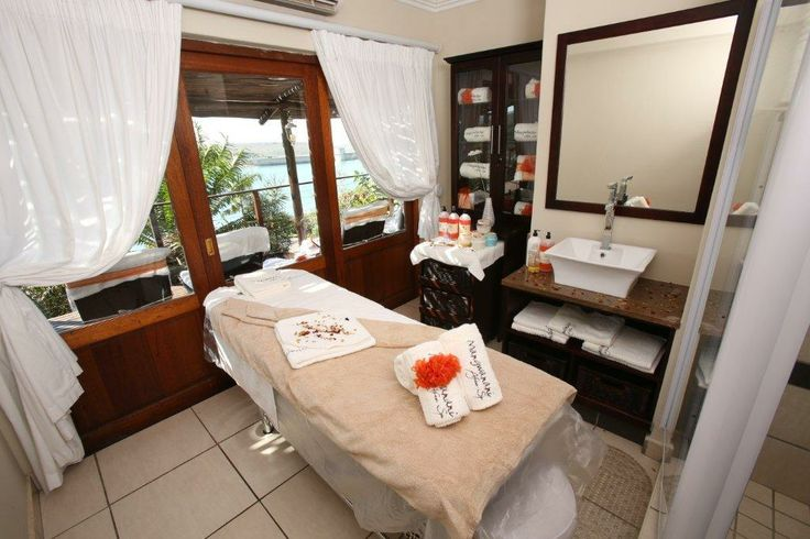 Our decadent treatment rooms