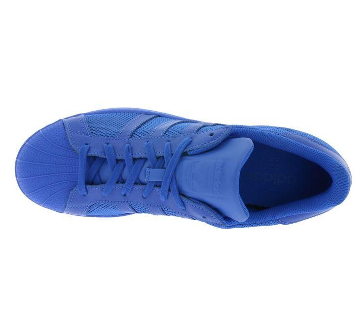 Got them:)))) adidas Originals Superstar Sneaker Blau B42619